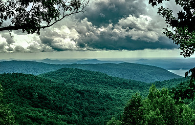 Storm Over the Smokies
