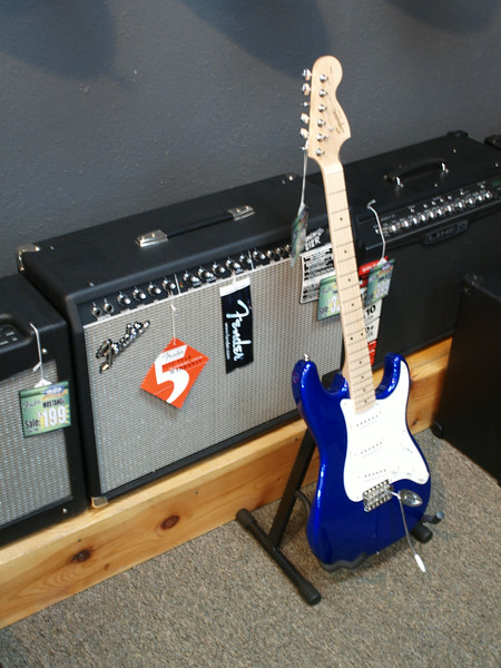 Guitar and Amplifier Part 1