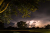 Spring Green, WI Heat Lightning 11:00 pm