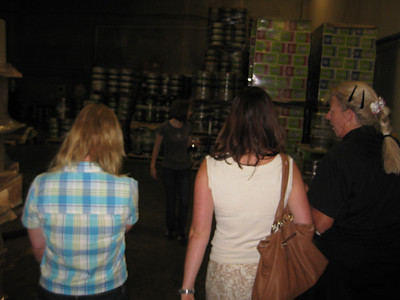Green Flash Brewery Tour