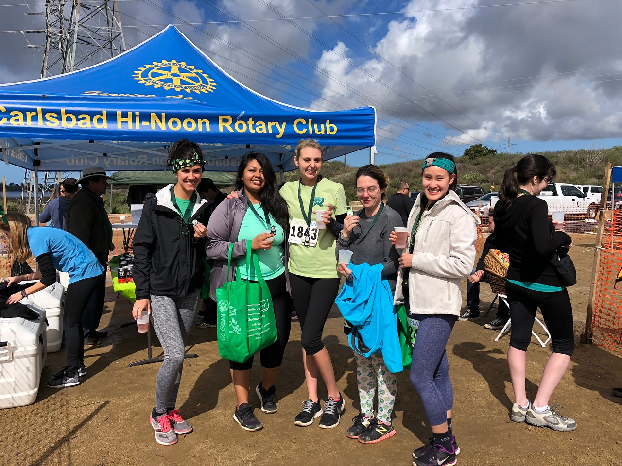 Networking Event- Tip Top Run, Mar 17 2018