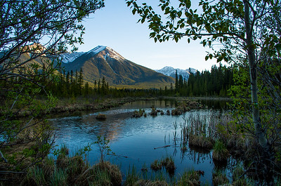 Banff, Vermillain Lakes