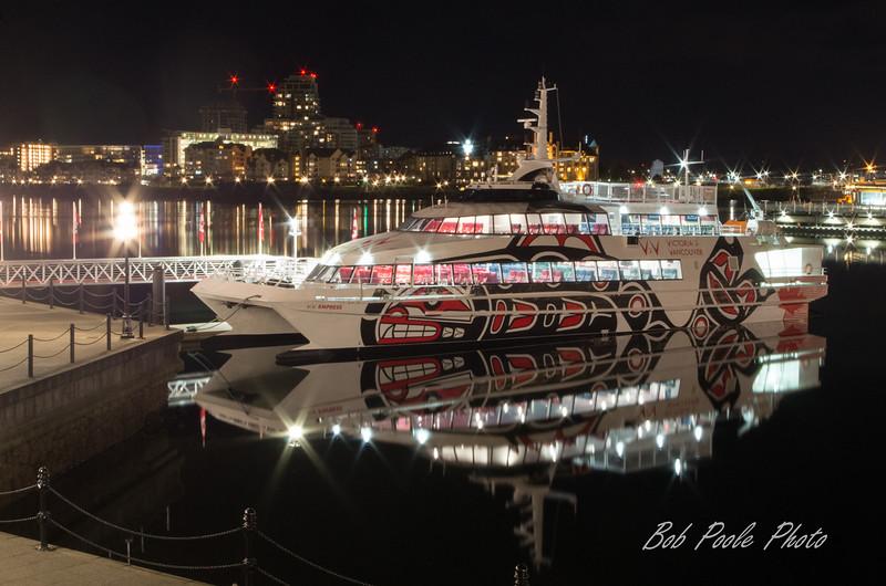 High speed ferry, Victoria