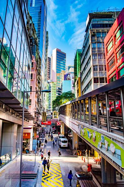 Hong Kong Hustle, 1st place Architecture, April 2018