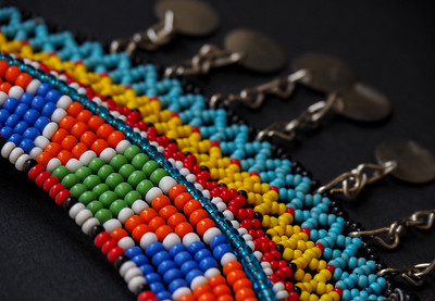 S11 - Wendy Stephenson - African Necklace