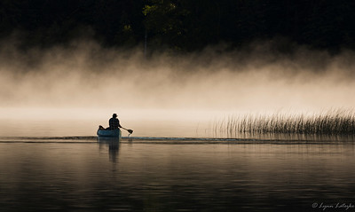 Sunrise Canoe_RMP