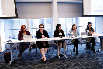 Women Investment Professionals' members only event on Thursday, March 28th, 2019. Photos by Jasmin Shah