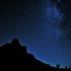 Mark Thomas,   Bell Rock Milky Way