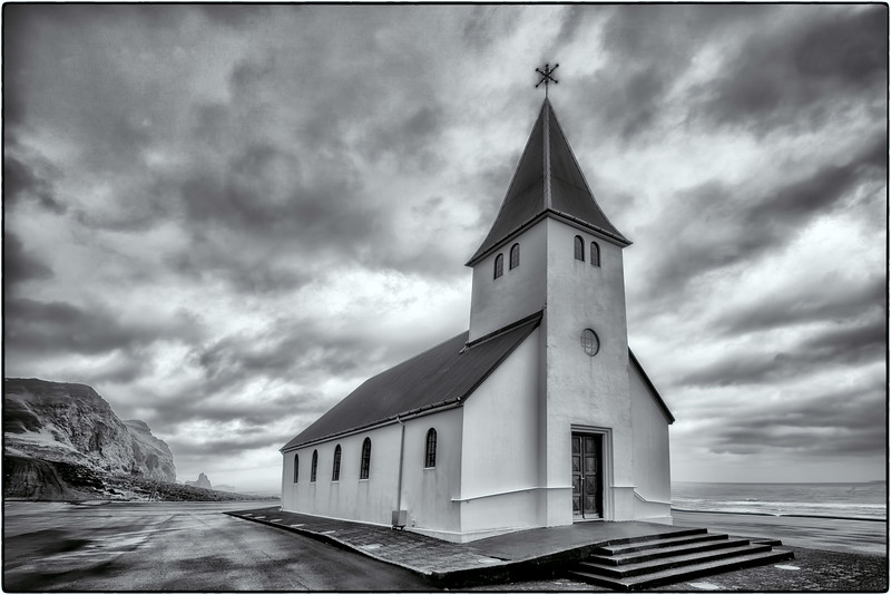 Elaine Belvin,   Myrdal Church