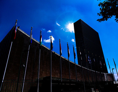 Shades of the U.N. Arthur Schreibman