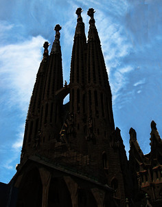 Sagrada Familia Bruce Smith