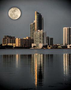 Moon Over Miami I