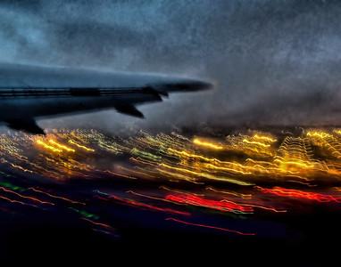 Night Flight Bruce Smith