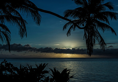 Sunrise Over Tranquility Bay