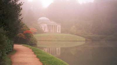 Temple at Stowe, Buckinghamshire