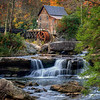 Glade Creek Mill - Pictorial<br /> Score 14<br /> Dwayne Anders
