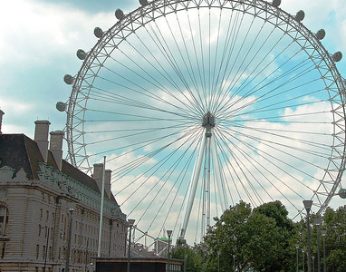 London Eye Eric Alliger