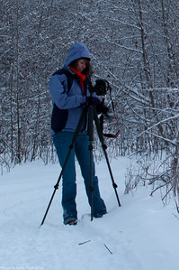 Bernadine - freezing!! Photographers Name : Roger Marty Photographers Web Site : www.icefogfoto.com