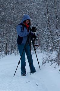Bernadine - freezing!! Photographers Name : Roger Marty Photographers Web Site : www.icefogfoto.com