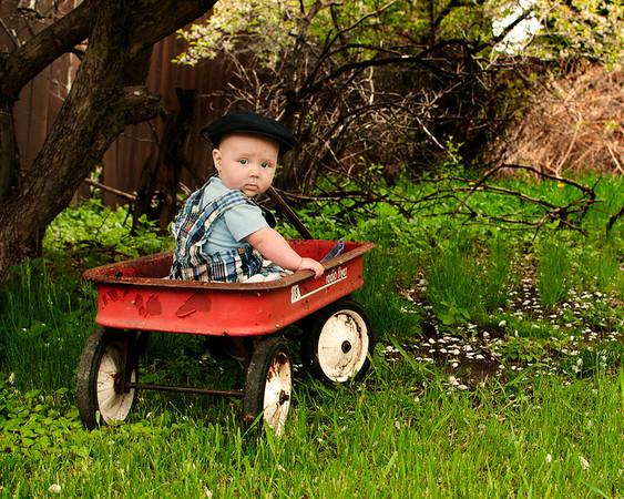 PO-Wagon Ride in my Secret Garden-Jamie Cleveland