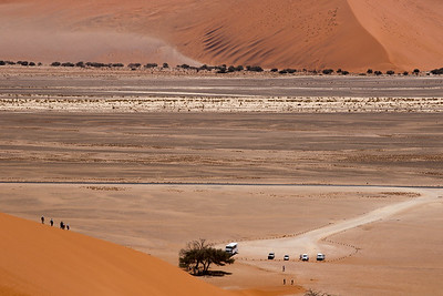 From Dune 45, Namibia
