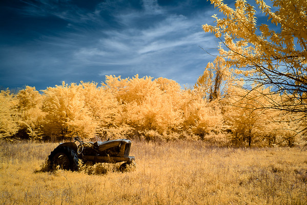 Tired Tractor, IR