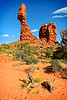 Title:Balancing Rock, Category: Landscape, Score:13, Maker: Jim Lawrence