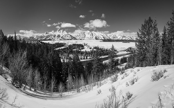 Snake River Overlook Pano