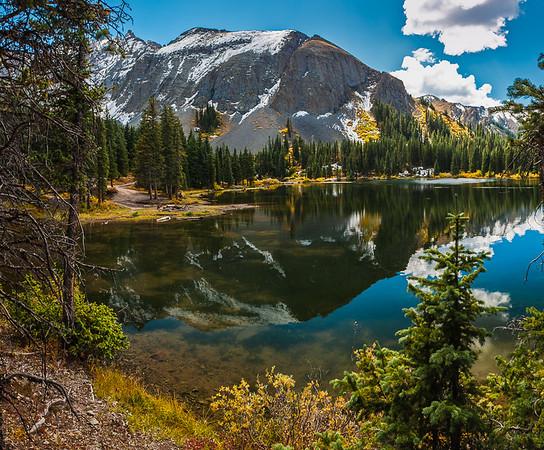Alta Lake  by Jim Lawrence  Landscape  3rd Place