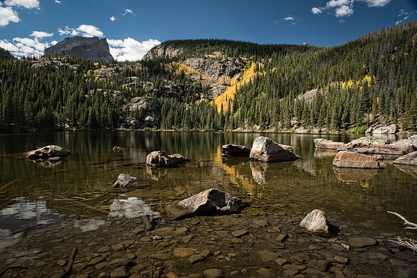 Title: Beaver Lake, Category: Landscape, Maker: Jim Lawrence: Score:12