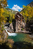 Crystal Mill V  by: Jim Lawrence  Landscape  2nd HM