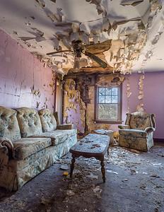 Purpled Room
