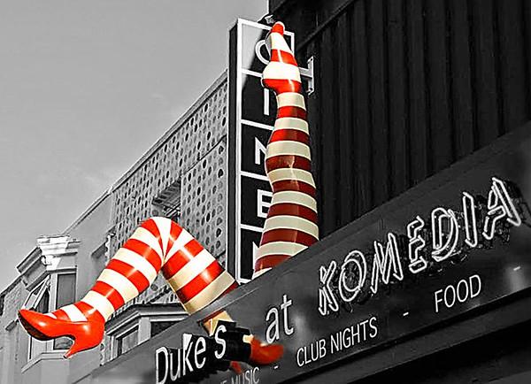 June Dukes Cinema