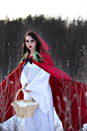 Print-TR-Red Riding Hood-Karen Pidskalny