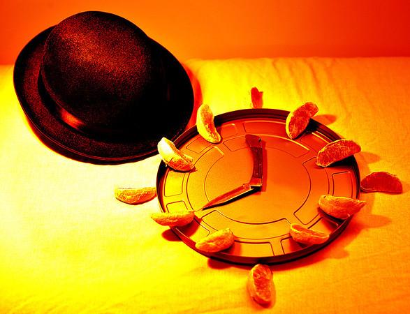 BW-Clockwork Orange-Karen Pidskalny