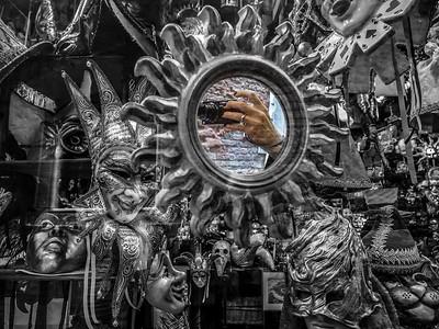 Spot the Camera (Reflections 3)