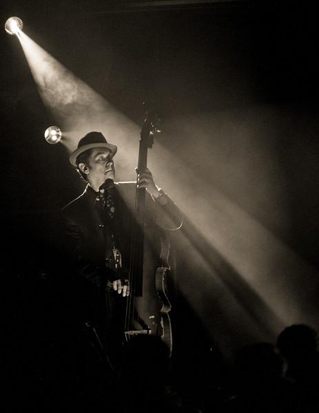 Kevin - Upright Bass