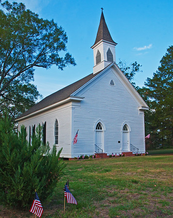 Keatchie Methodist Church