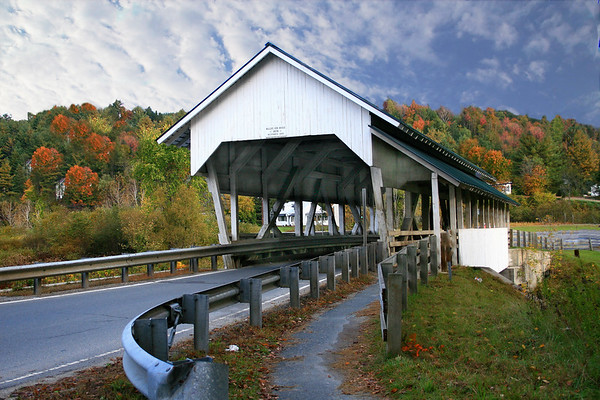Miller's Run Bridge, VT