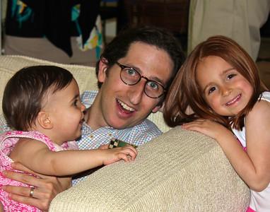 Brad, Lily & Elana