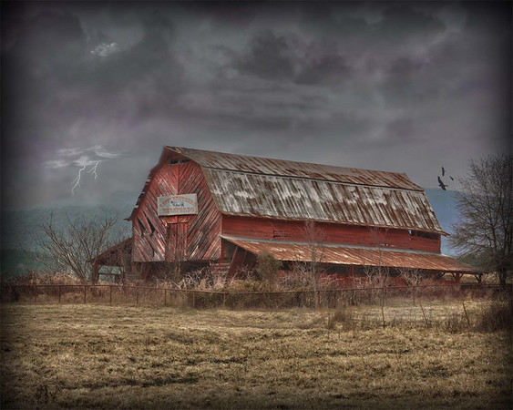 Yates Brothers Barn