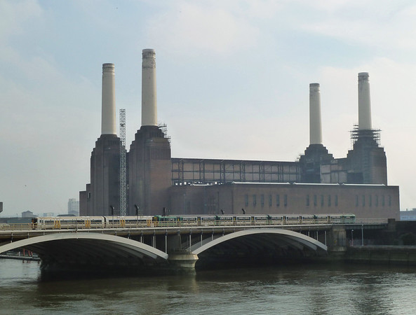mike crowley Battersea Power Station