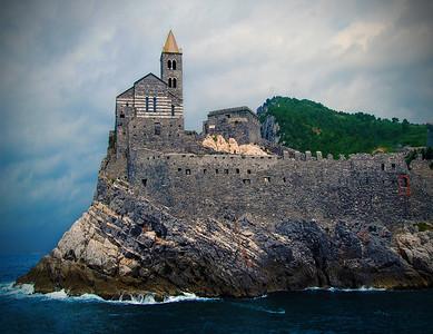 Cliffside At Porto Venere