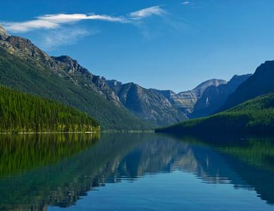 Paradise Lost - Bowman Lake