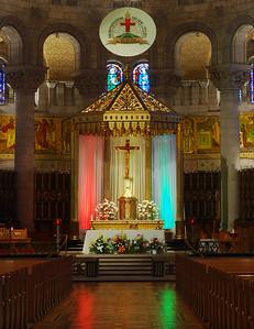 Main Chapel - St. Anne - Close up