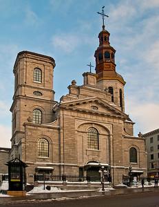 Quebec City Church