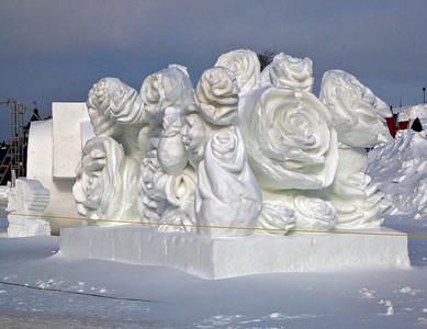 Carnival - Ice Sculpture