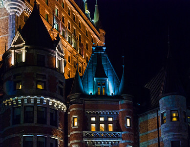 Chateau Frontenac - Alternative Perspective