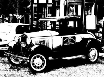 Durango Vintage Motor Car