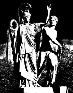 Double Sculpture